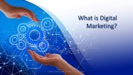 Digital Marketing Service Provider in Dubai