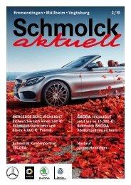 Schmolck aktuell 2/19