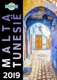 Malta & Tunisie 2019