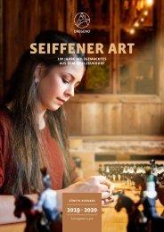 Seiffener Art – DREGENO Magalog 2019-20