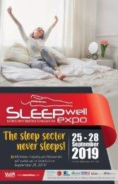 Sleep Well Expo Eylül 2019
