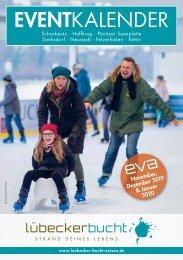 Eventkalender EVA November 2019 bis Januar2020