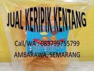 Call/WA : 085799755799, Agen, Keripik kentang, Semarang