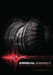 Errigal Energy Catalogue