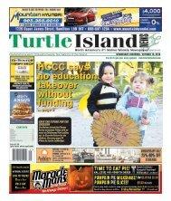 Turtle Island News - 10/16/2019