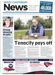 North Canterbury News: October 17, 2019