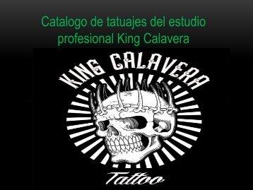 Catalogo King Calavera