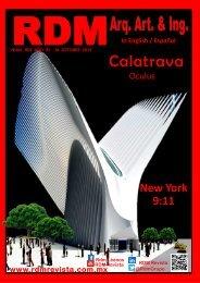 Calatrava 16 octobre  2019  English - Español