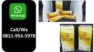 MENAKJUBKAN!!! CALL/WA 0811-9555-978 Suplemen Herbal Vitalitas Pria KOSAGI Riau