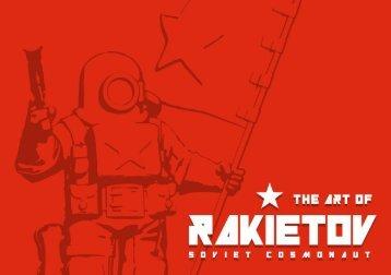 The Art from Rakietov Soviet Cosmonaut