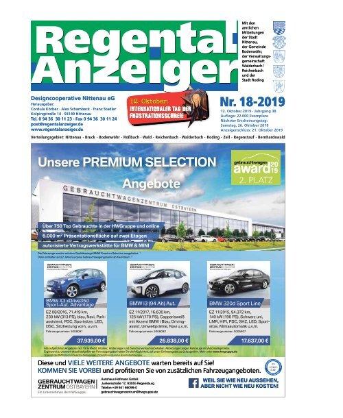 Regental-Anzeiger 18-19