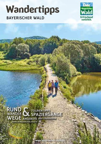 Wandertipps Bayerischer Wald - PocketGuide 2019
