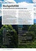 Wandertipps Bayerischer Wald - PocketGuide 2019 - Seite 2