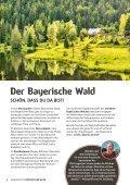 Wandertipps Bayerischer Wald - PocketGuide 2019 - Seite 4