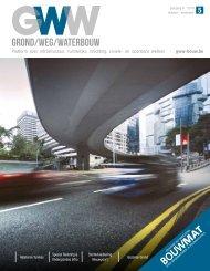Grond Weg Waterbouw BE 05 2019