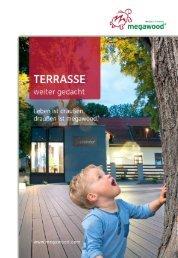 megawood - Terrasse weiter gedacht Magazin 2020