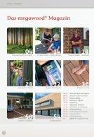 megawood - Terrasse weiter gedacht Magazin 2020 - Page 2