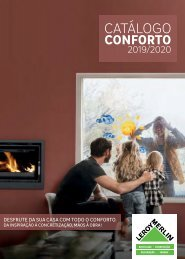 Catálogo Conforto LEROY MERLIN