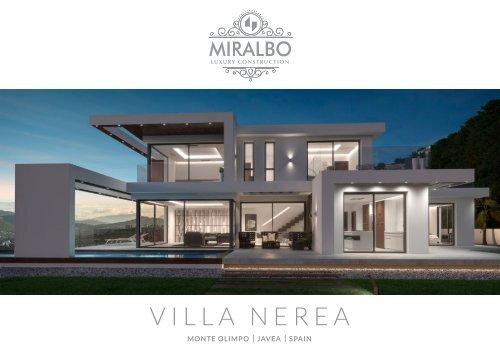 Villa Nerea - Javea Costa Blanca