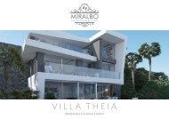 Villa Theia - Javea Costa Blanca