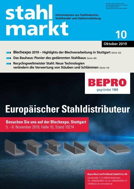 stahlmarkt 10 | 2019