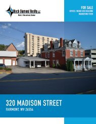 320 Madison Street Marketing Flyer