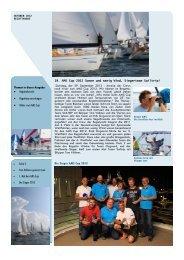 Regattabe richt 2012 - AMS-Yachting