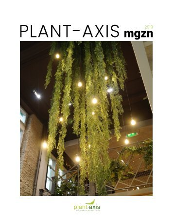 Plant-Axis mgzn 2019