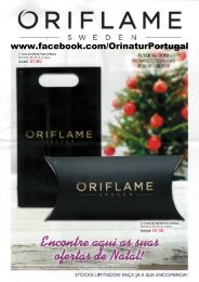Oriflame - Flyer 16-2019