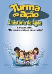 A história da água (Book)