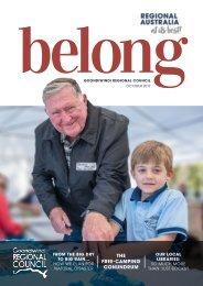 Belong Magazine October 2019
