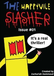 The Happyvile Slasher Issue #01