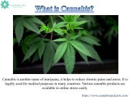 Buy Cannabis Online - Cannabis and Carts