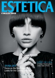 Estetica Magazine UK - INTERNATIONAL (2/2019 COLLECTION)