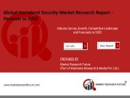 Homeland Security Market