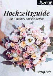 Augsburger Hochzeitsguide 2019