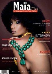 Maia Mag - Le magazine du leadership féminin - N°00
