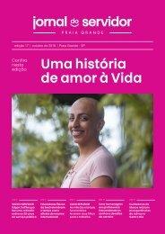 Jornal do Servidor - Praia Grande | Ed. 17 | Outubro 2019