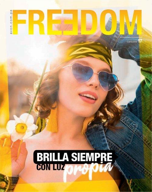Freedom - Brilla siempre con luz propia