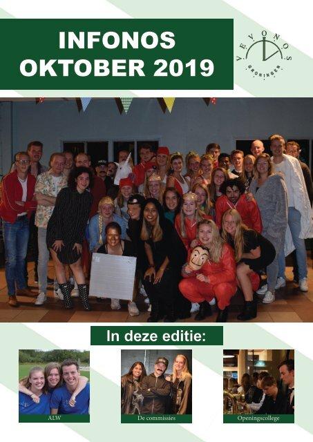 Infonos oktober 2019