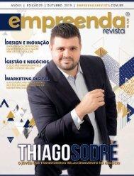 EMPREENDA REVISTA - ED. 29 - OUTUBRO/19 - THIAGO SODRÉ