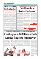 EUROPA JOURNAL / HABER AVRUPA  - Page 6