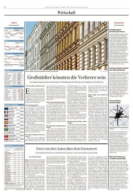 Berliner Zeitung 19.10.2019
