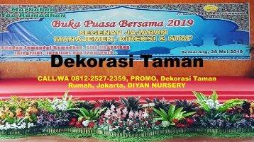 Call/Wa 0812-2527-2359, Promo , Dekorasi, Taman, Semarang, Diyan Nursery