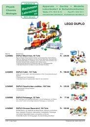 LEGO DUPLO | Bachmann Lehrmittel