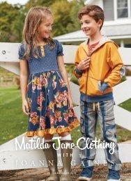 Matilda Jane by Joanna Gaines - December 2018 Lookbook