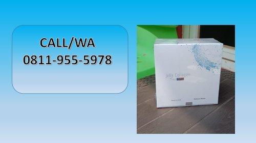 JUAL!!! CALL/WA 0811-9555-978, Jelly Collagen By Seacume Serum Pemutih Kulit Bahan Alami Bali