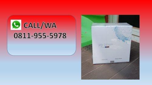 SPESIAL, TELP/WA 0811-9555-978!!! Jelly Collagen By Seacume Serum Pemutih Kulit Dan Wajah Pria Denpasar