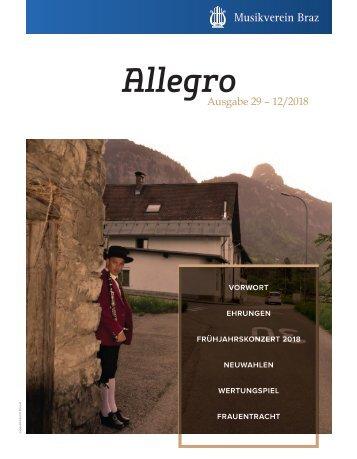 Allegro 2018