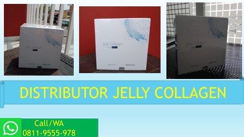 TELP/WA 0811-9555-978, Jelly Collagen By Seacume Pemutih Badan Tangerang